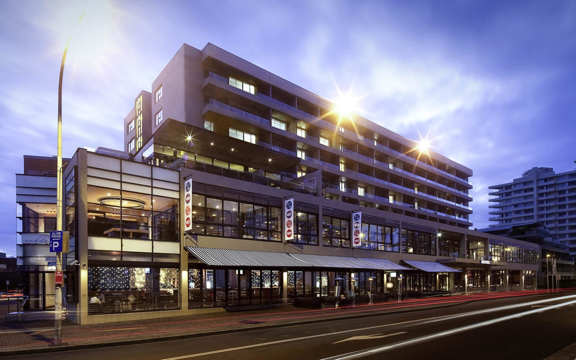 Novotel Sydney Manly Pacific in Sydney - Manly: Novotel Sydney Manly Beach_exterior