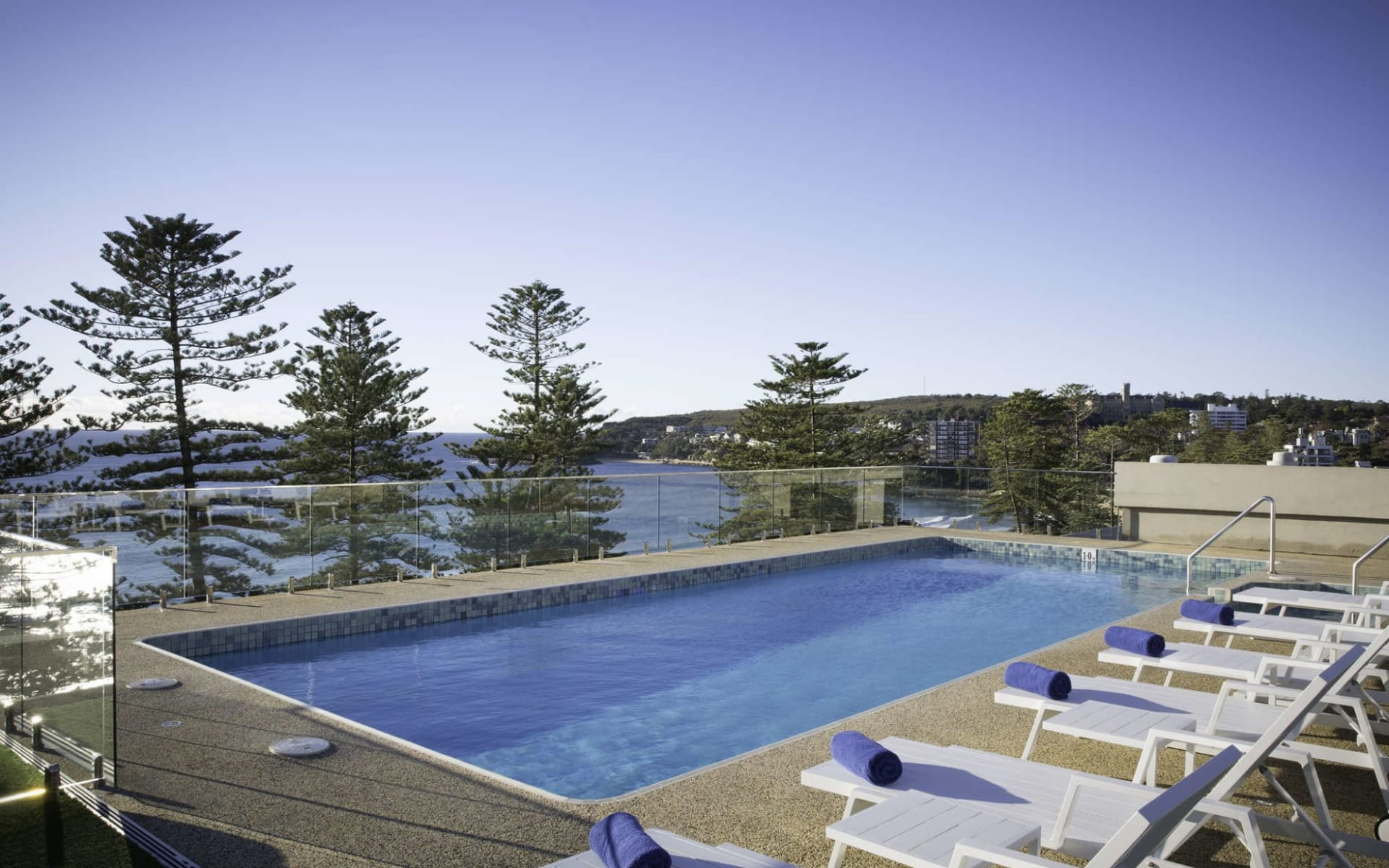 Novotel Sydney Manly Pacific in Sydney - Manly: Novotel Sydney Manly Beach_pool