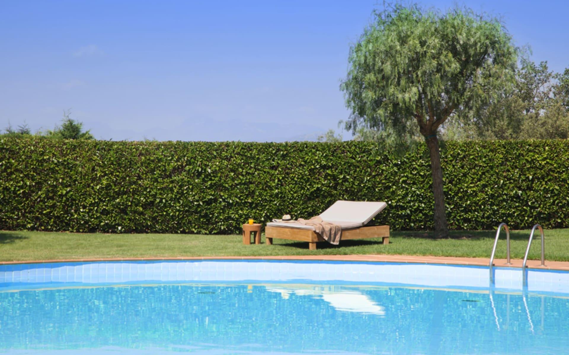 Hotel Peralada Wine Spa & Golf in Costa Brava: Peralada Pool