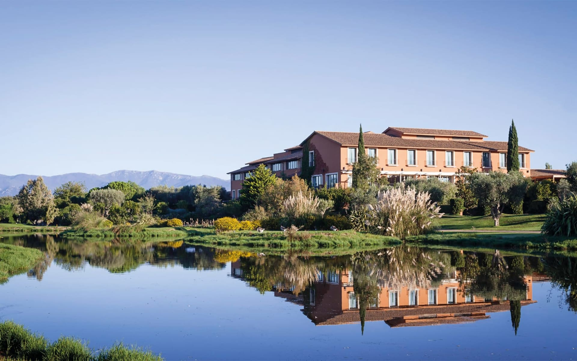 16.10. - 23.10.2021 Golf Trainingswoche an der Costa Brava ab Barcelona: Peralada Resort