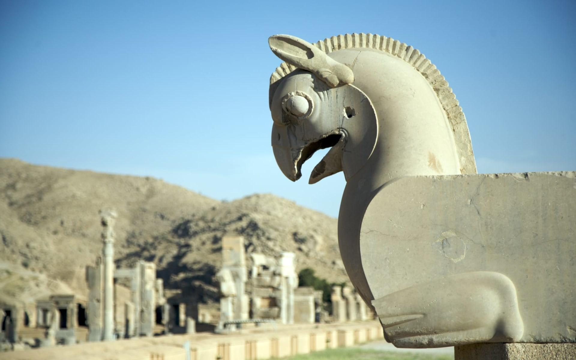 Best of Persia in 9 Tagen ab Teheran: Persepolis Shiraz