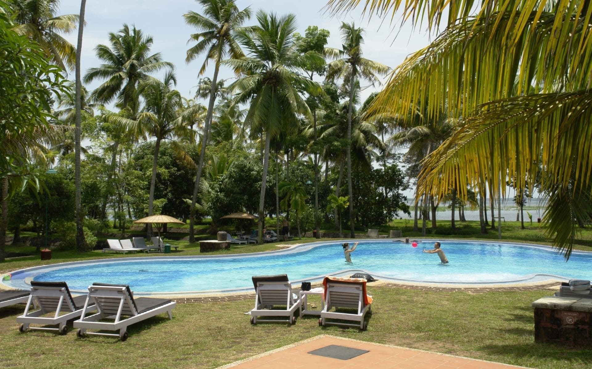 Coconut Lagoon in Kumarakom: