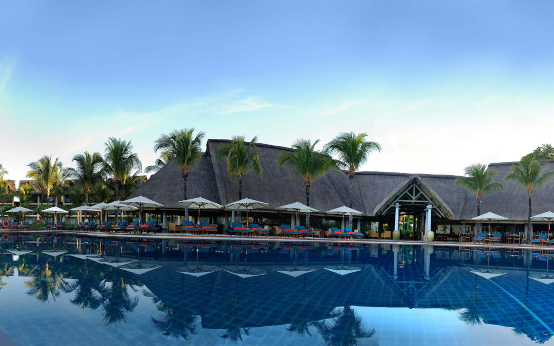 Sands Suites Resort & Spa in Wolmar, Flic en Flac: