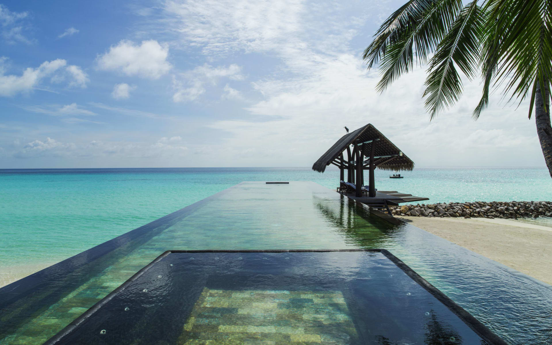 One&Only Reethi Rah in Nordmale-Atoll: