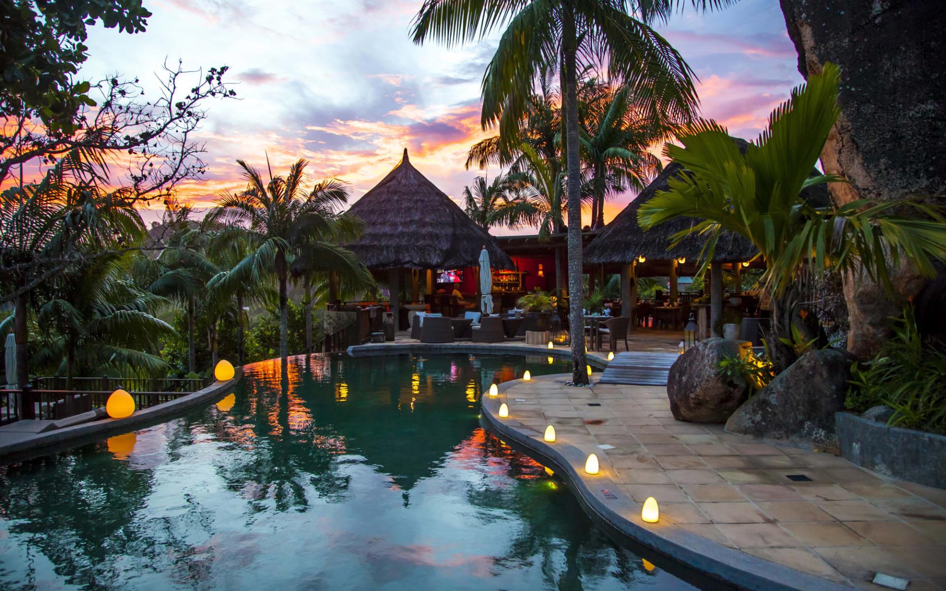 Valmer Resort in Mahé: