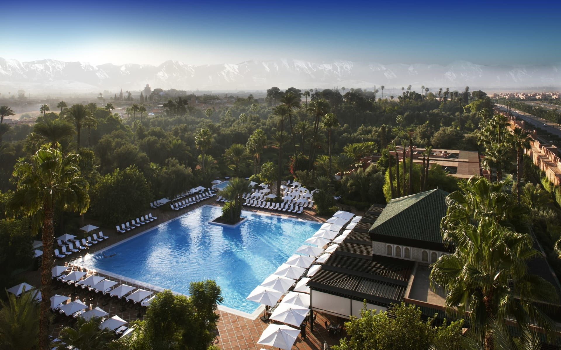 La Mamounia in Marrakesch:
