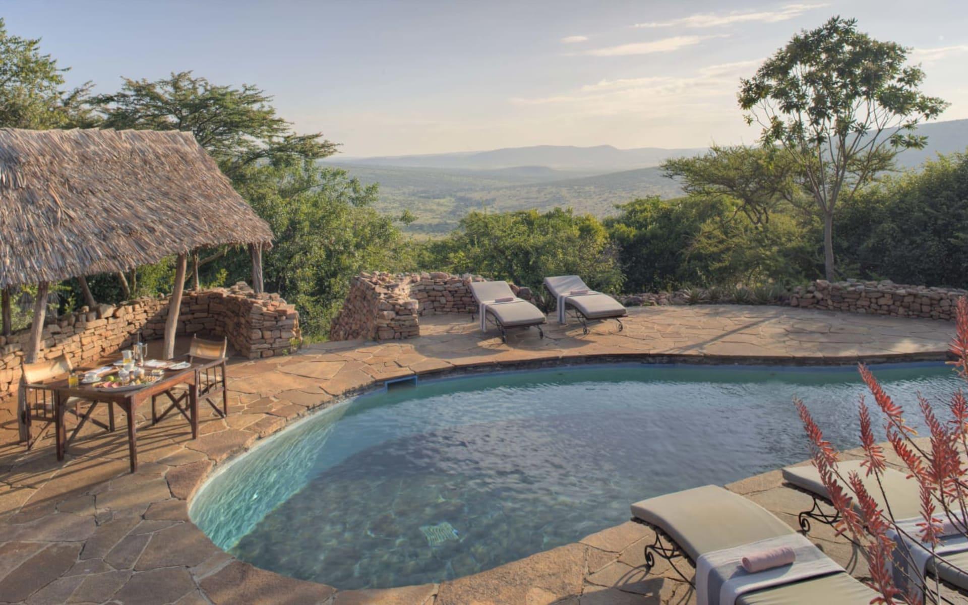 &Beyond Klein's Camp in Serengeti: