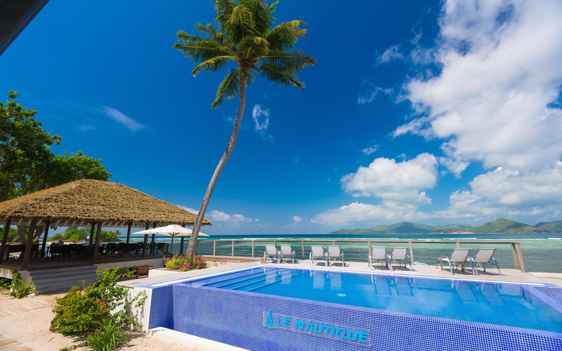 Le Nautique Luxury Waterfront Hotel in La Digue: