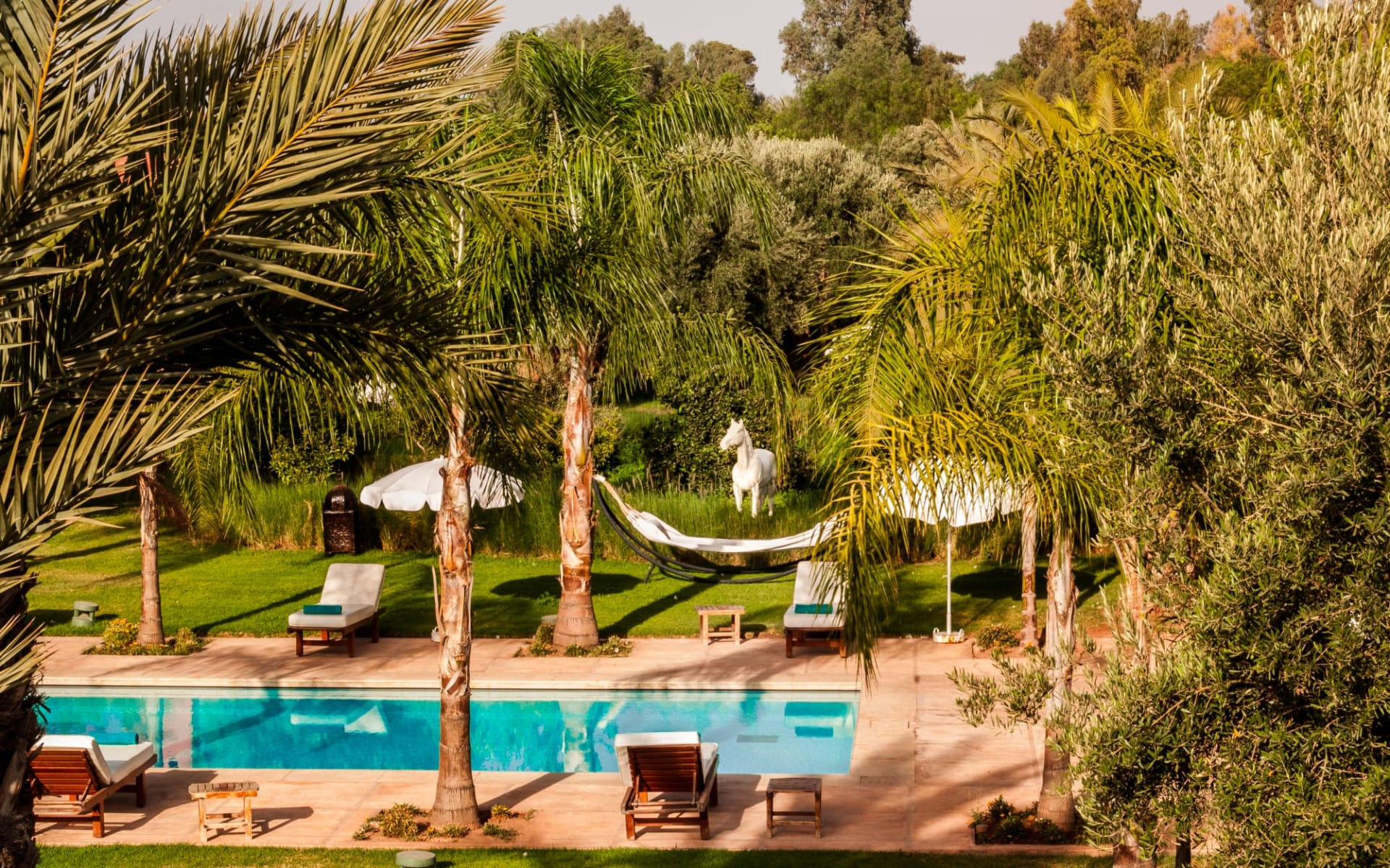 Villa Jardin Nomade in Marrakesch: