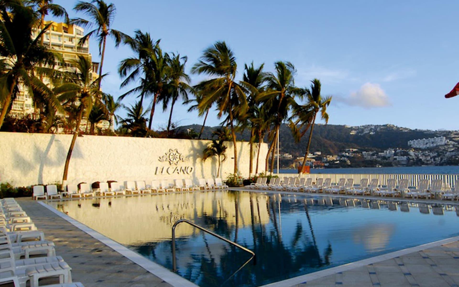 Elcano in Acapulco: Acapulco_Hotel Elcano