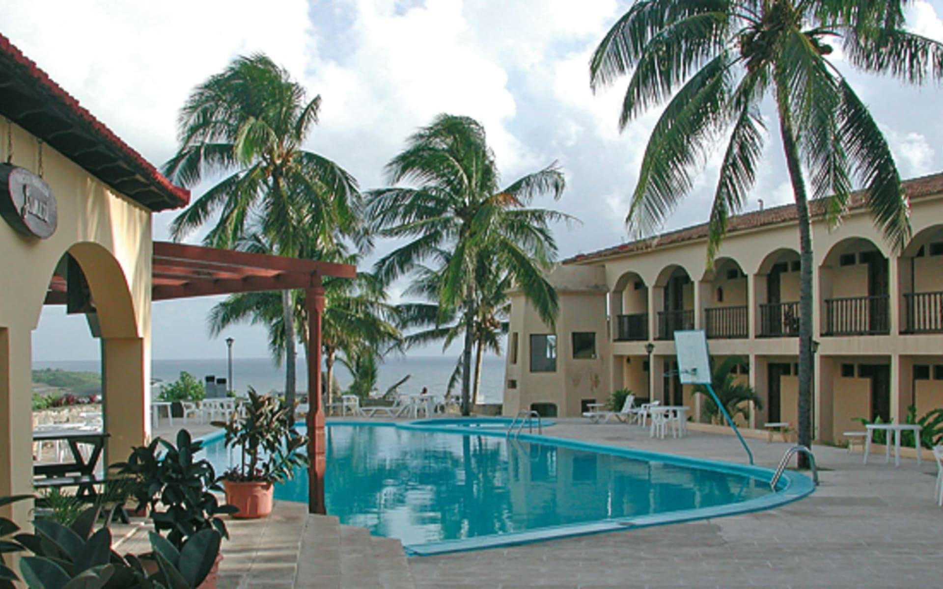 El Castillo in Baracoa: Baracoa_El Castillo_Pool
