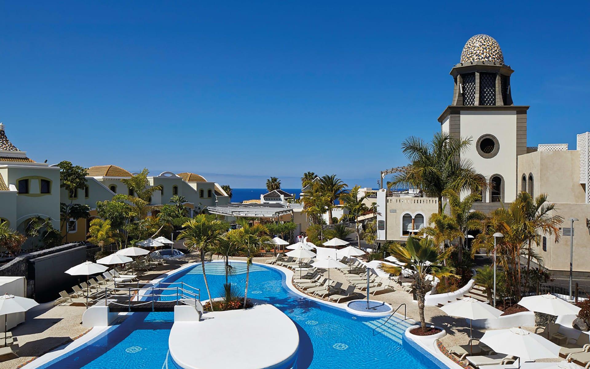 Hotel Suite Villa Maria in Teneriffa: Hotel Suite Villa Maria - Poolanlage