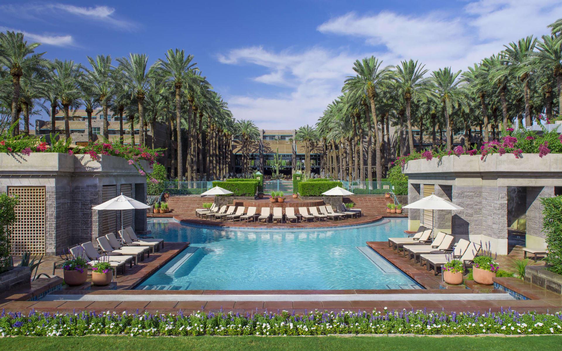 Hyatt Regency Resort Scottsdale: Hyatt Regency Scottsdale Resort & Spa at Gainey Ranch - Pool