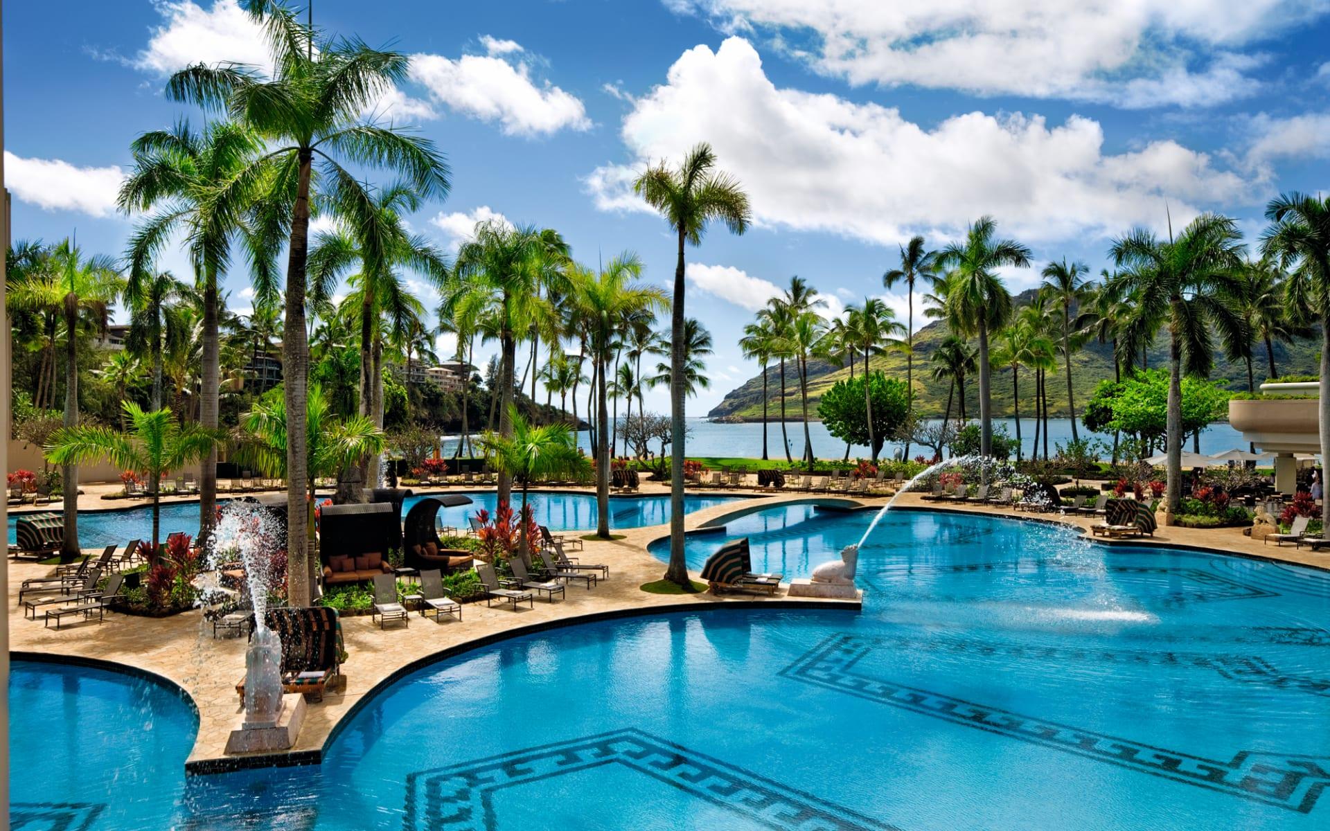 Hotels Kauai Hawaii USA   Beratung und attraktive Preise   Knecht ...