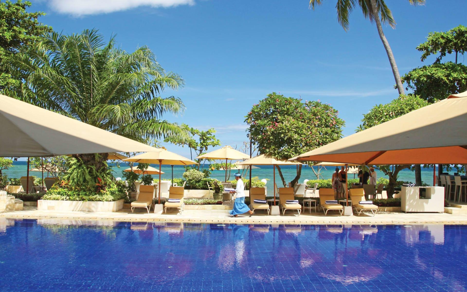 The Lovina Bali in Nordbali: Main pool