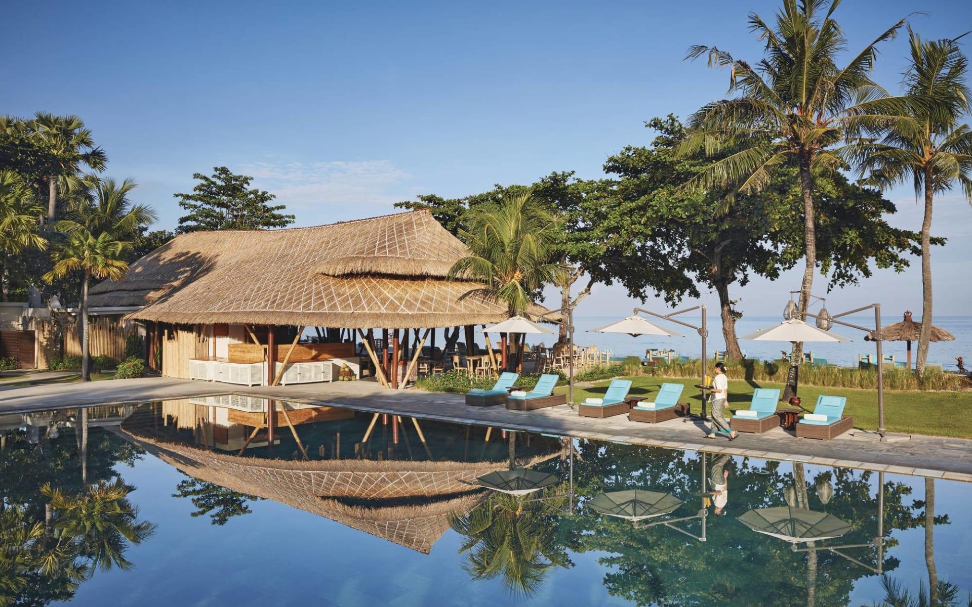 Belmond Jimbaran Puri Bali in Südbali: Main Swimming Pool