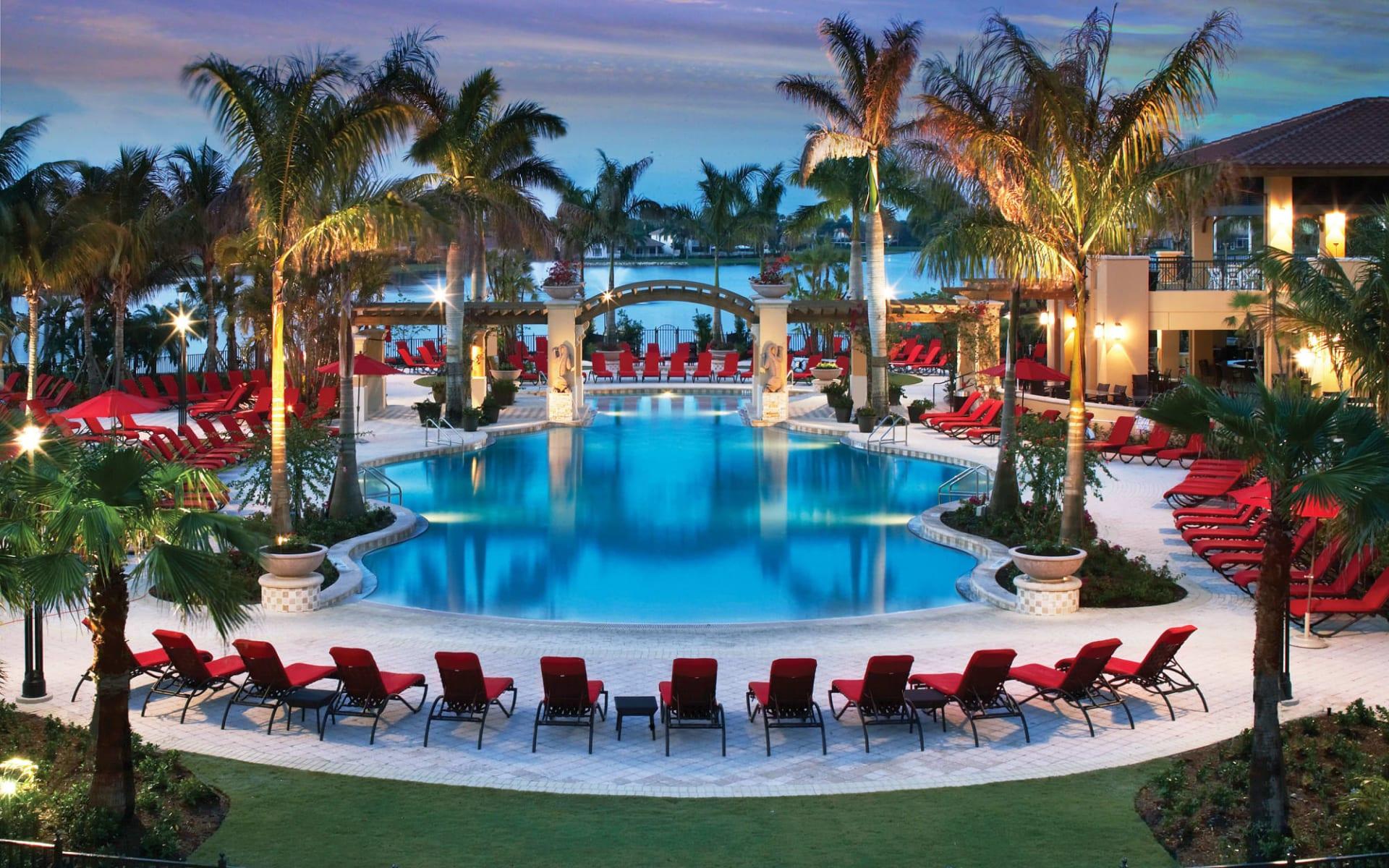 PGA National Resort in Palm Beach:  PGA National Resort - Pool