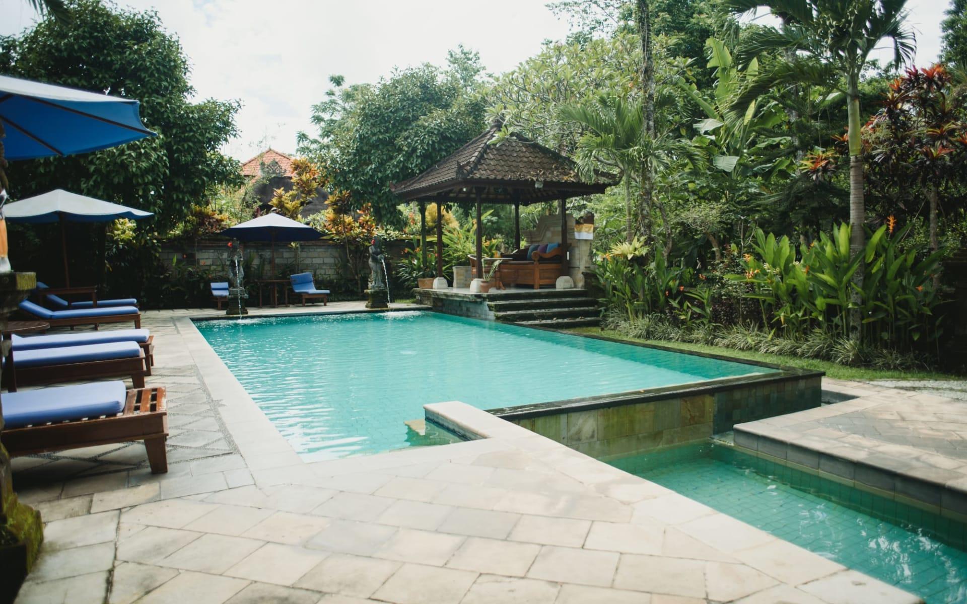 Alam Jiwa in Ubud: Pool