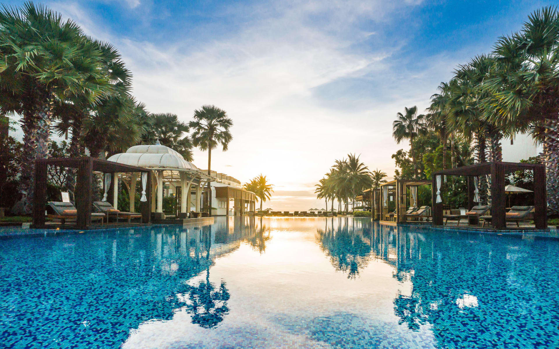 Intercontinental Hua Hin Resort: Pool