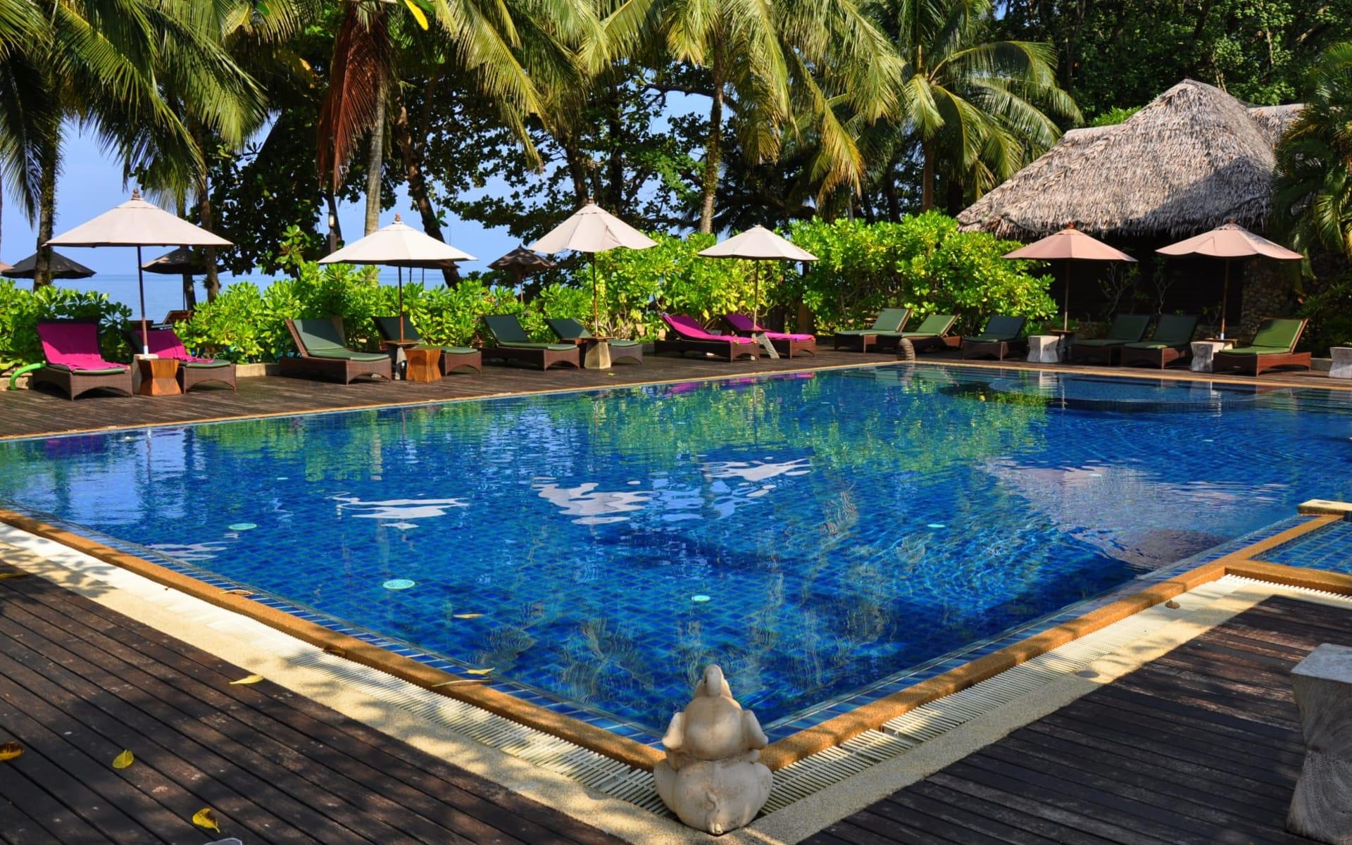 Khao Lak Paradise Resort: Pool