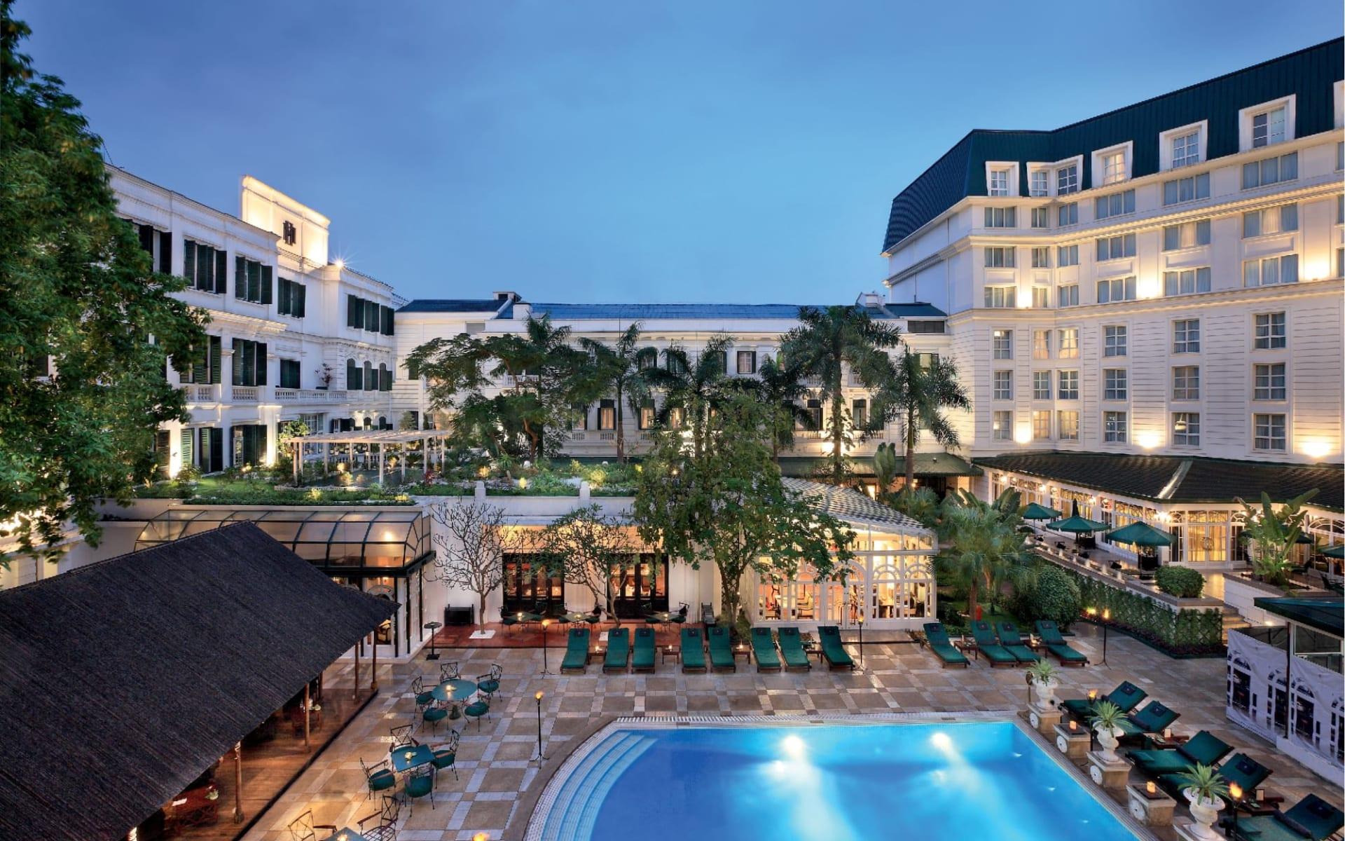 Sofitel Legend Metropole in Hanoi: Pool