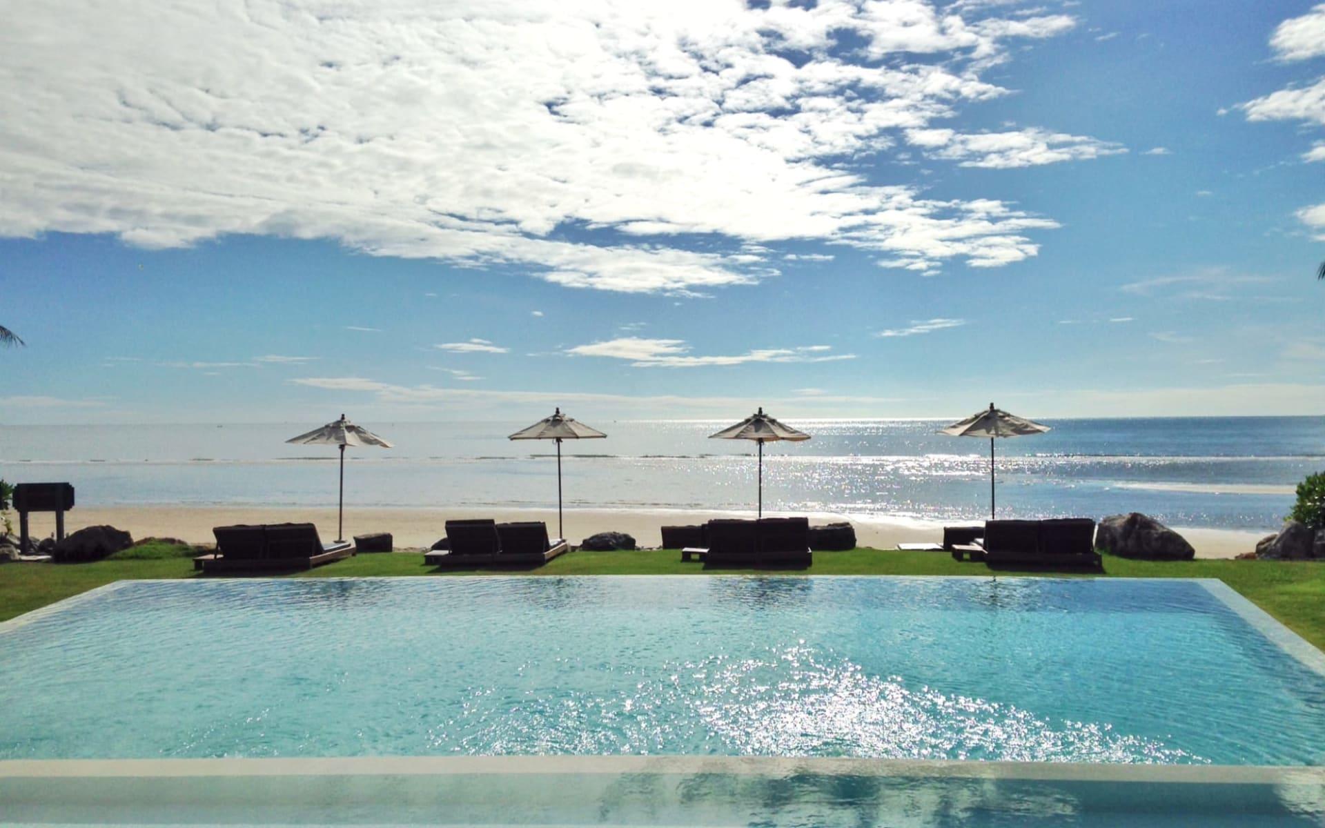 Devasom Hua Hin Resort: Pool