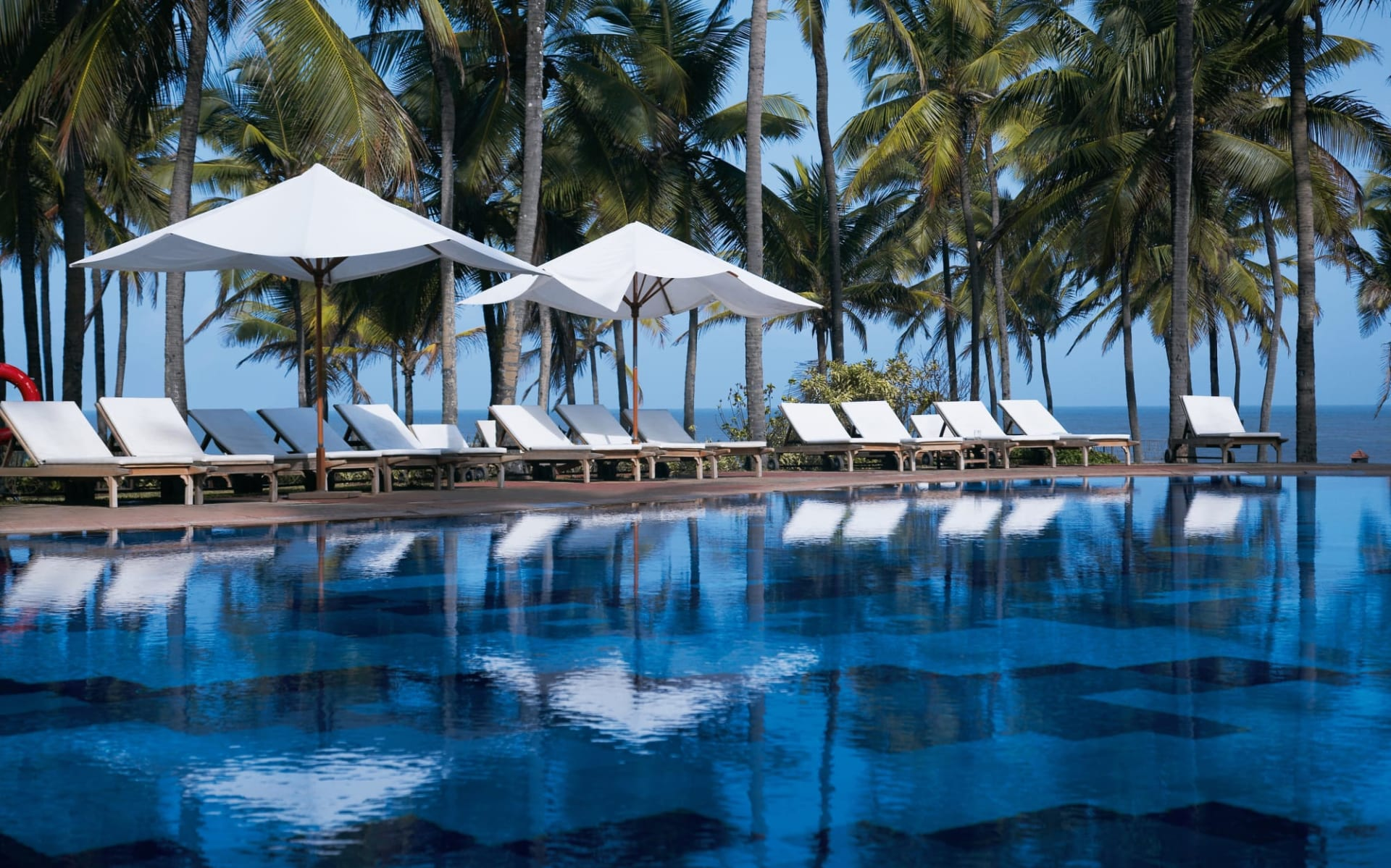Taj Holiday Village Resort & Spa in Goa: Swimming Pool