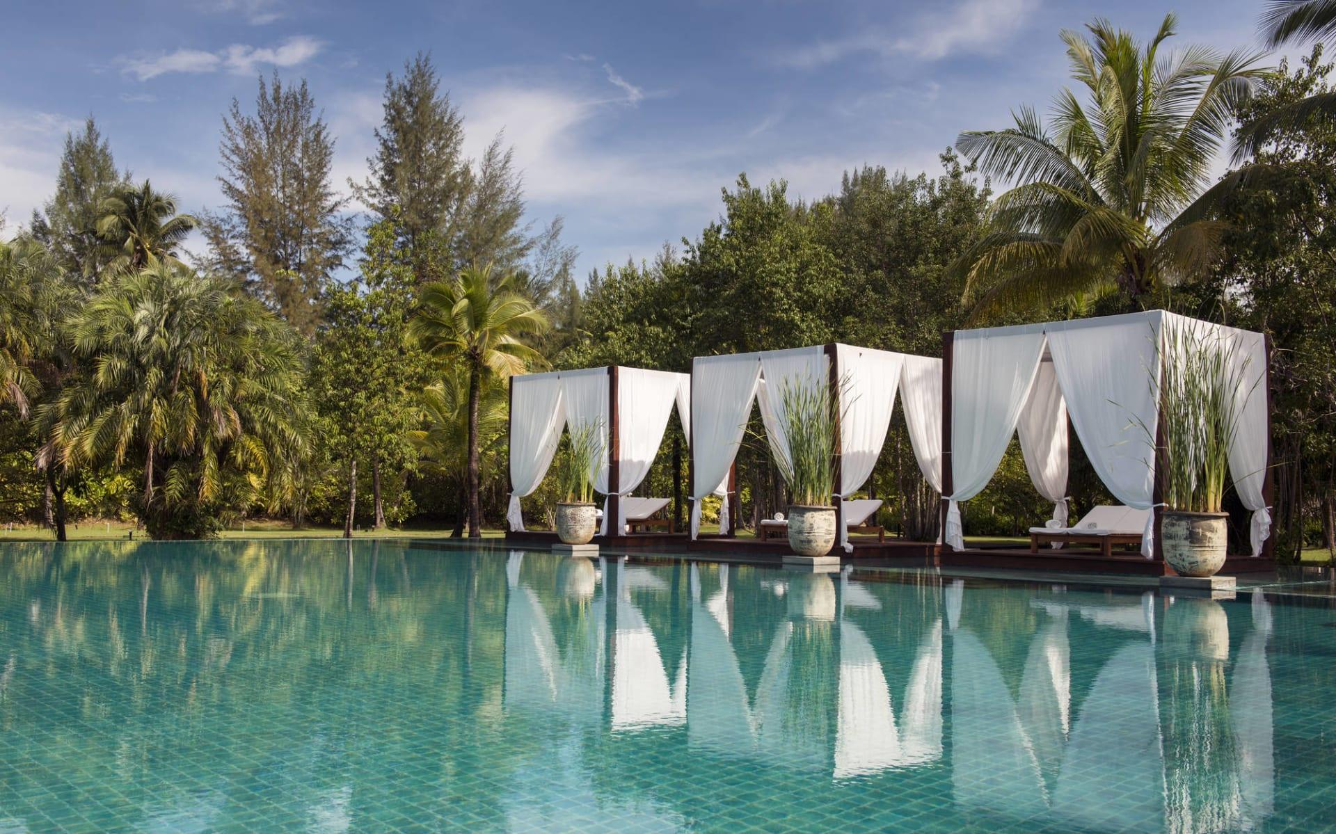 The Sarojin in Khao Lak: Swimming Pool