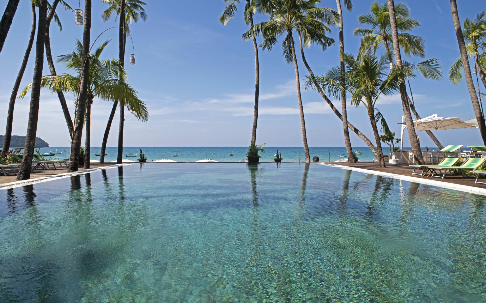 Art of Sand Resort in Ngapali: Swimming Pool