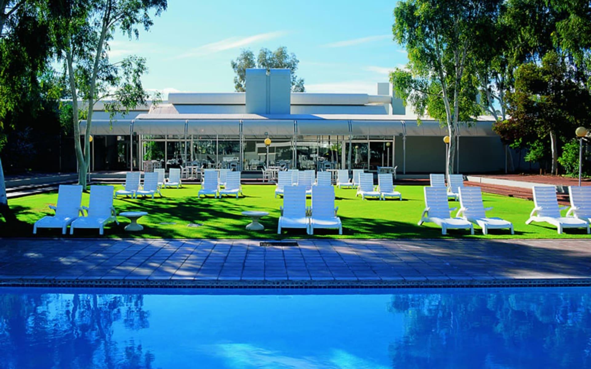 Desert Gardens Hotel in Ayers Rock - Yulara:  Voyages Desert Gardens