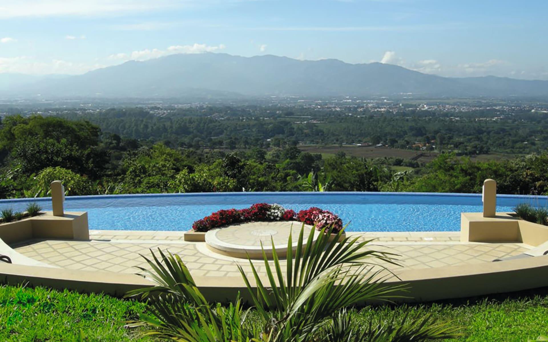 Xandari Resort & Spa in Alajuela: pool xandari pool berge