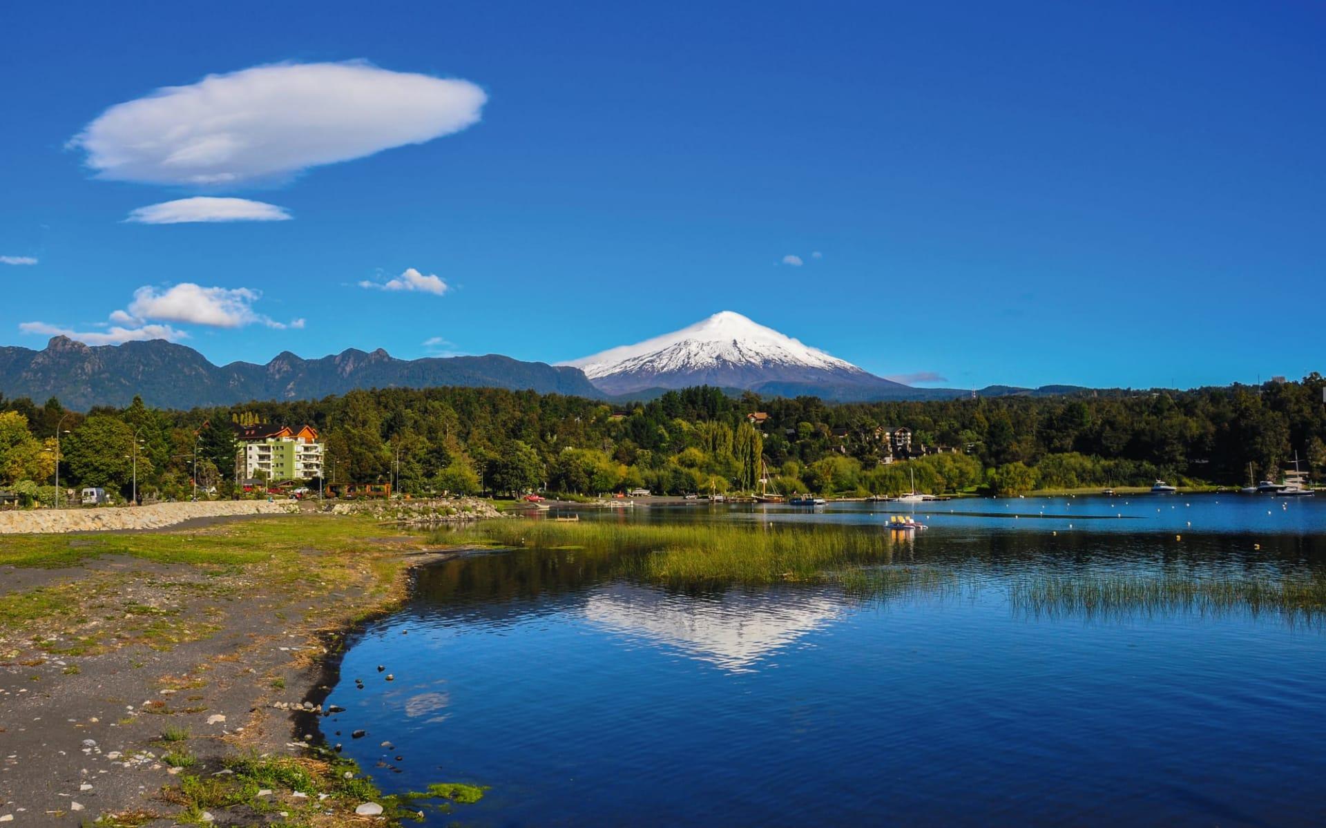 Chilenisch-Argentinisches Seengebiet ab Bariloche: Pucon