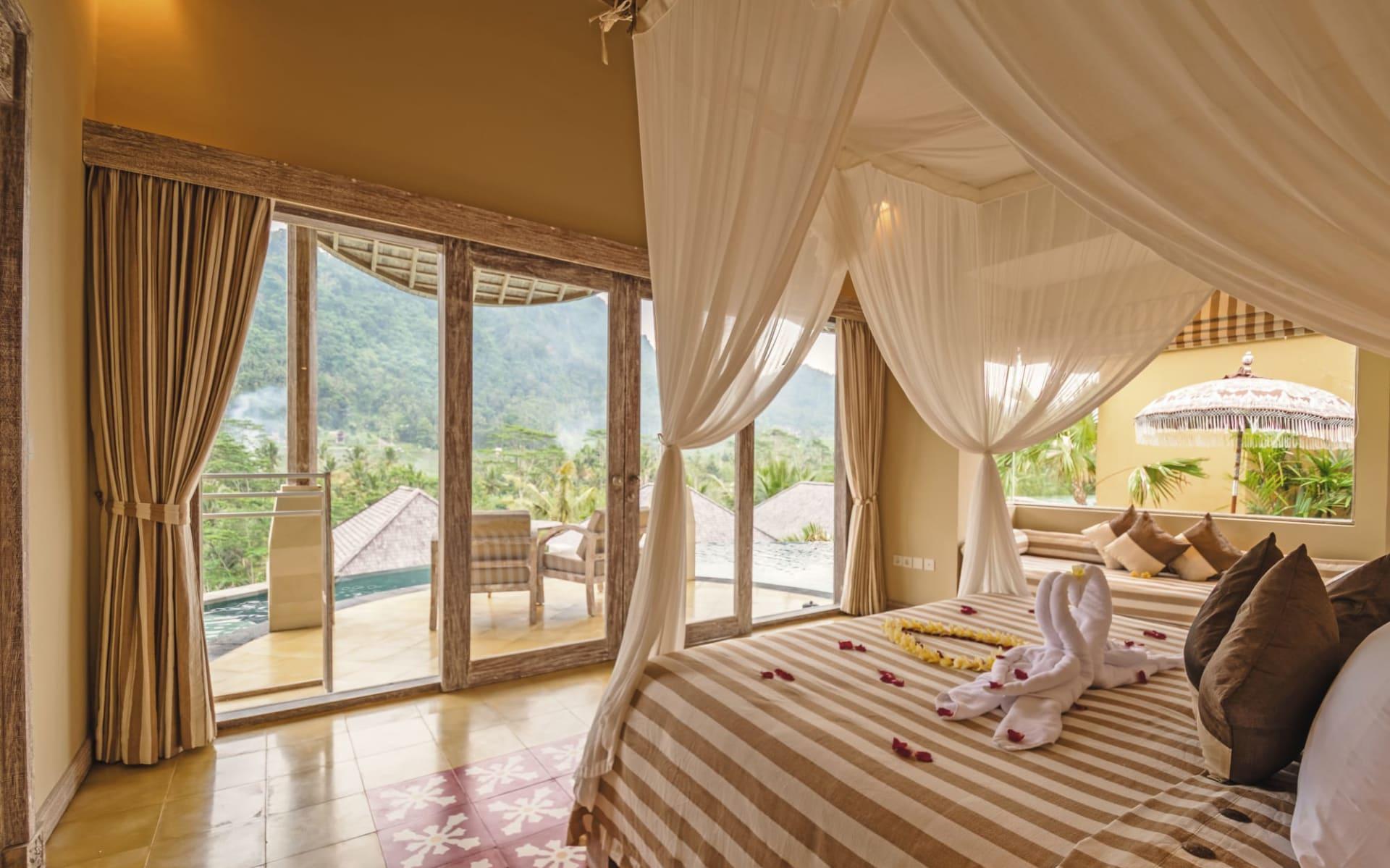 Wapa di Ume Sidemen in Ostbali: 1-Bedroom Pool Villa