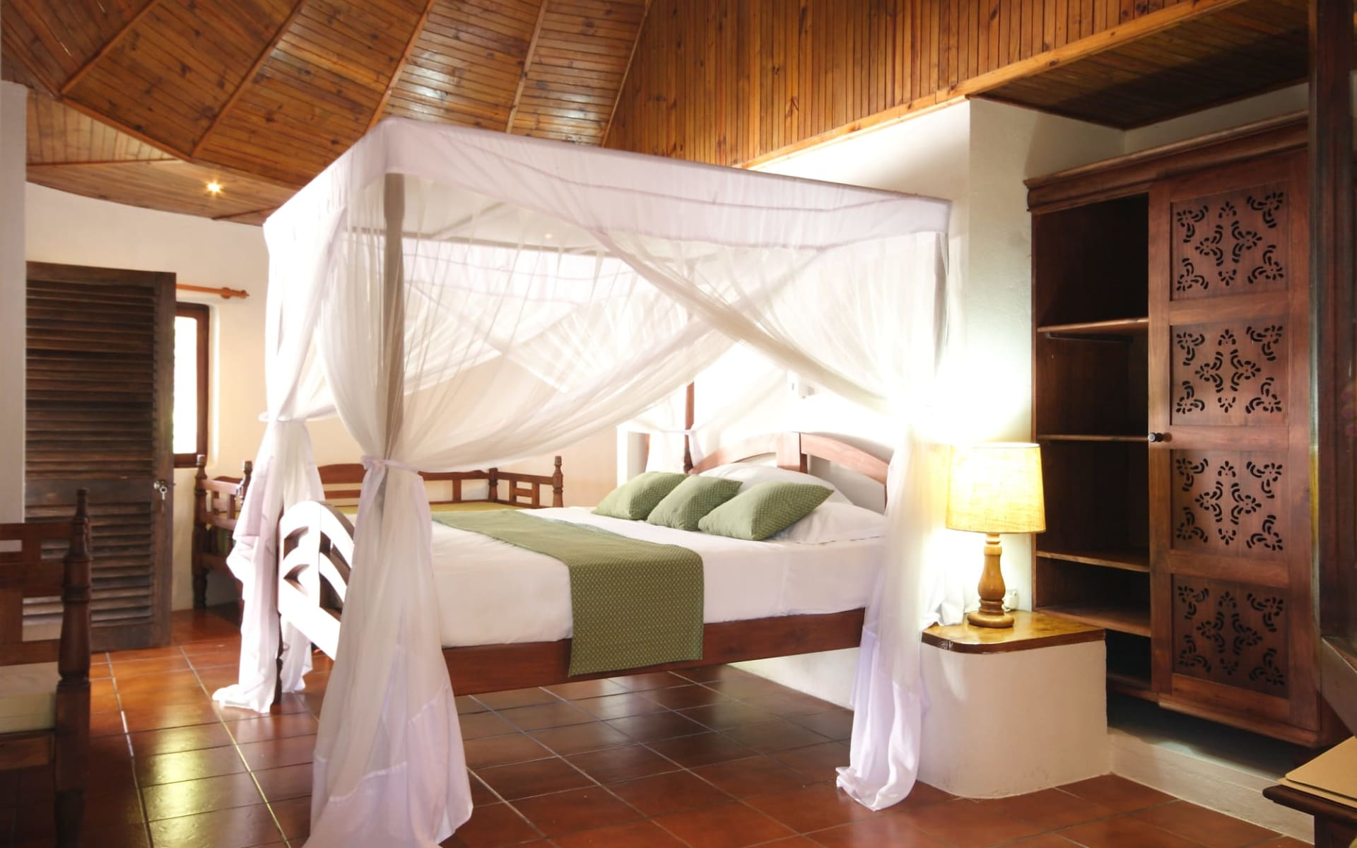 Cote d'Or Lodge in Praslin: