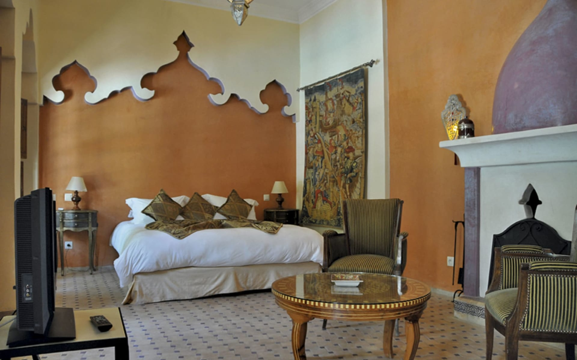 Demeures d'Orient Riad & Spa in Marrakesch: