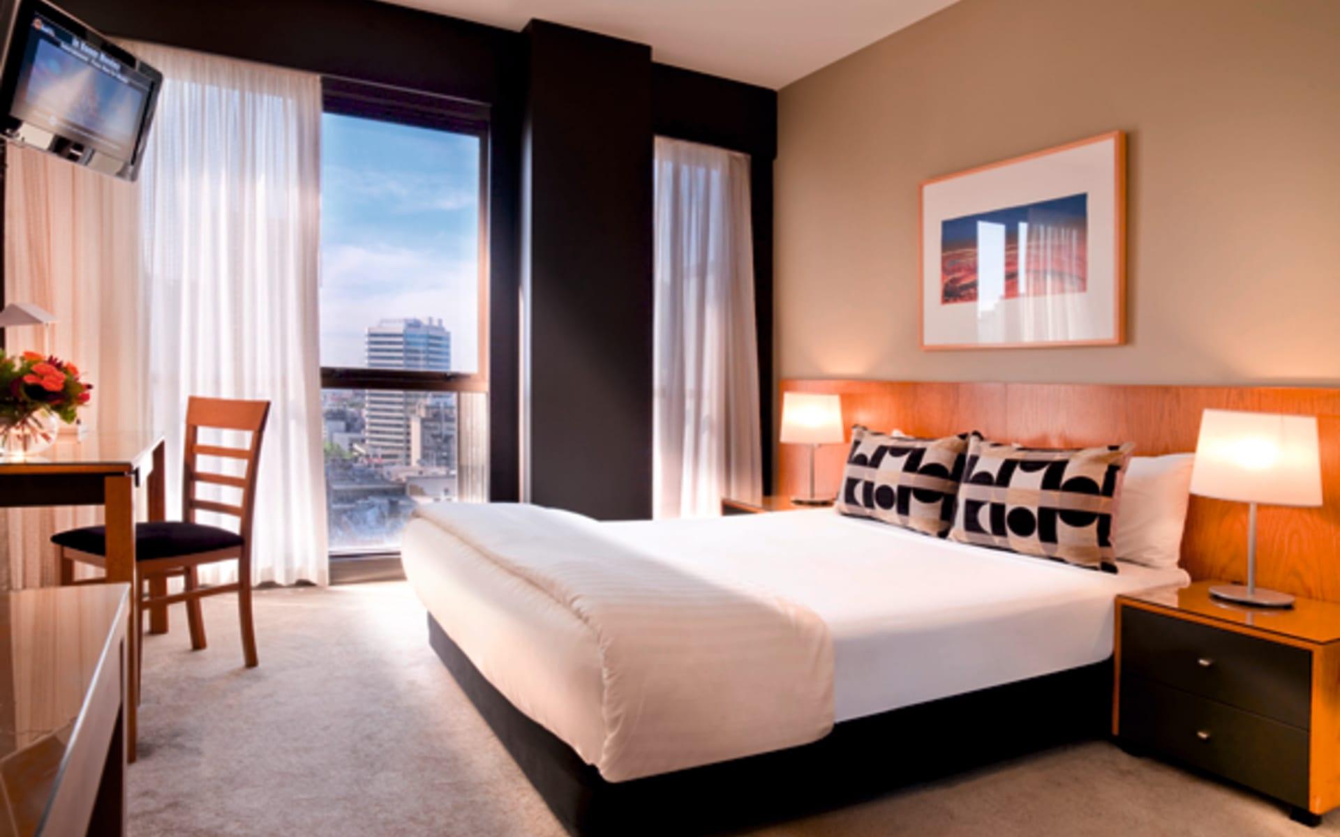 Adina Apartment Hotel Melbourne:  Adina Apartment Hotel Melbourne - Standard Studio