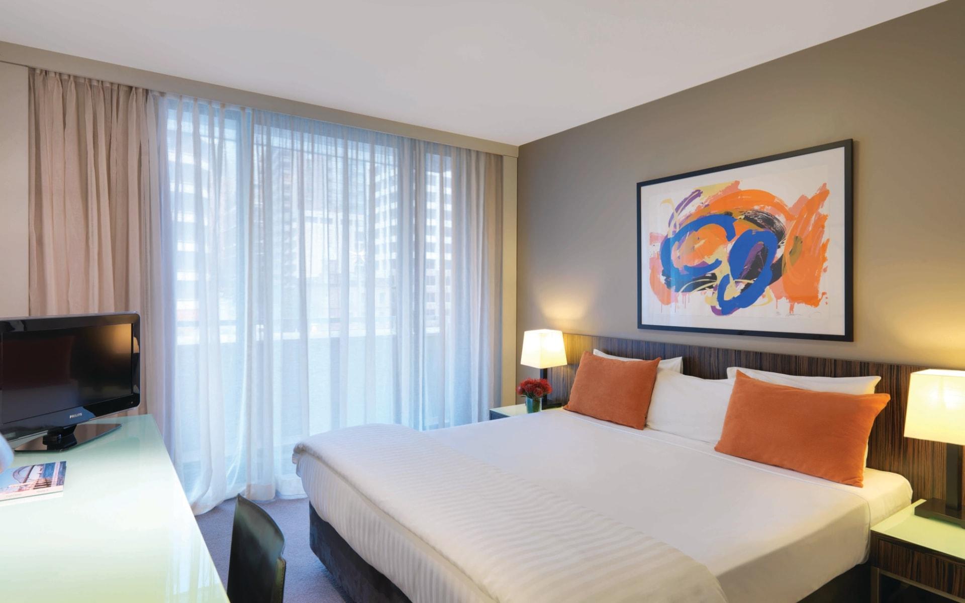 Adina Apartment Hotel Sydney Darling Harbour:  Adina Apartment Hotel Sydney Harbourside - 1-Bedroom Apartment