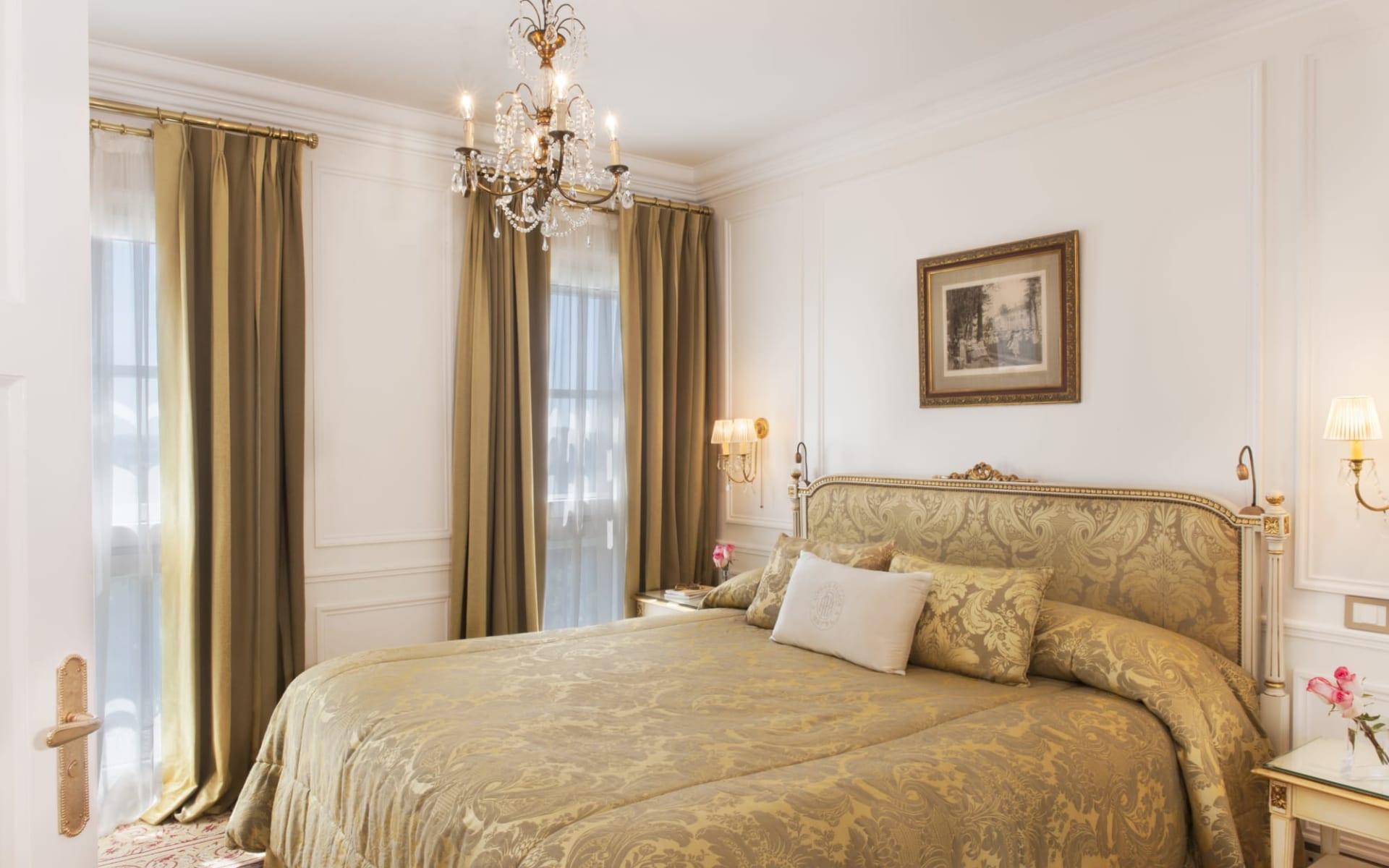 Alvear Palace in Buenos Aires:  Alvear Palace Hotel bedroom Suite de Lujo