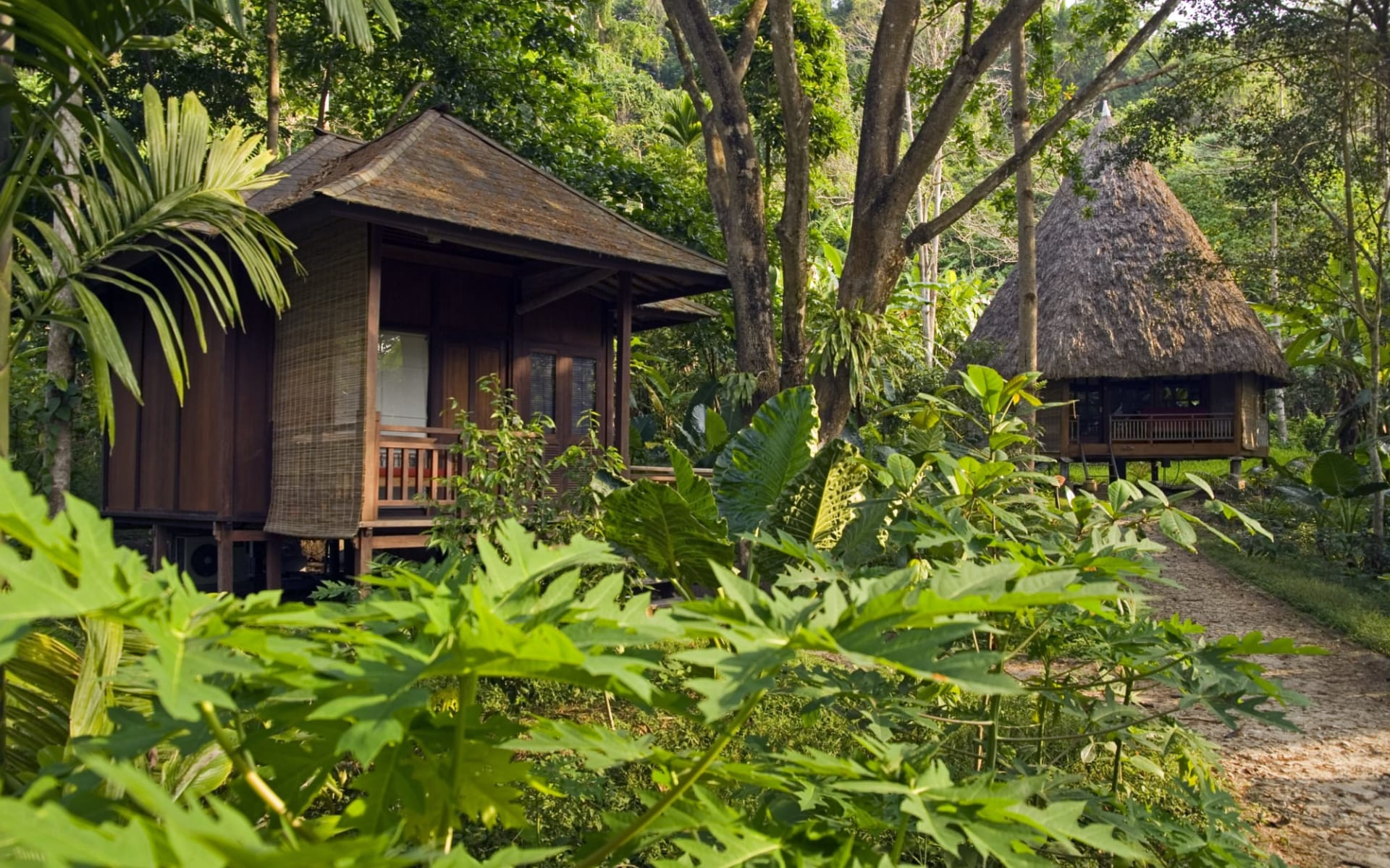 Barefoot at Havelock in Andamanen: Andaman Villa | Nicobar Cottage