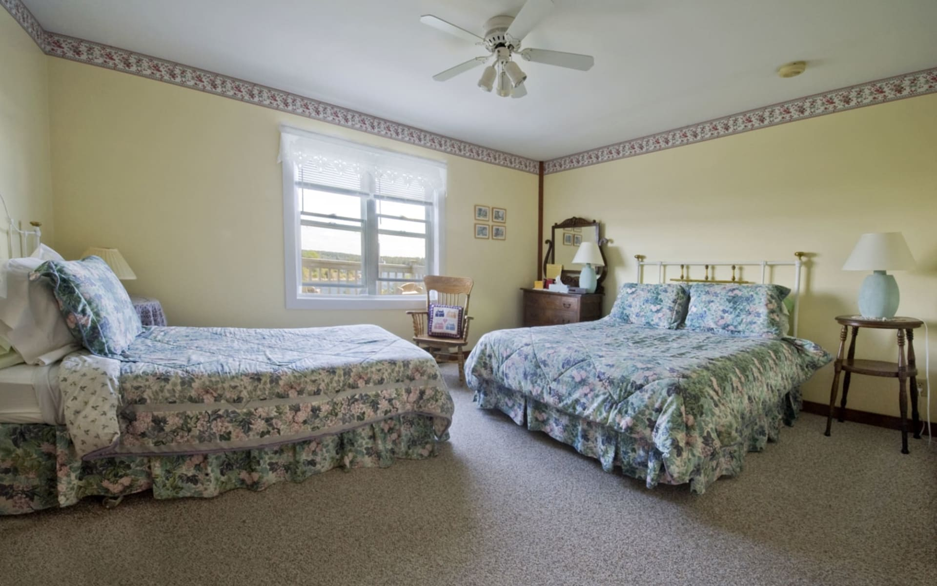 Bayview Pines Country Inn in Mahone Bay:  BayviewPinesGuestroom1