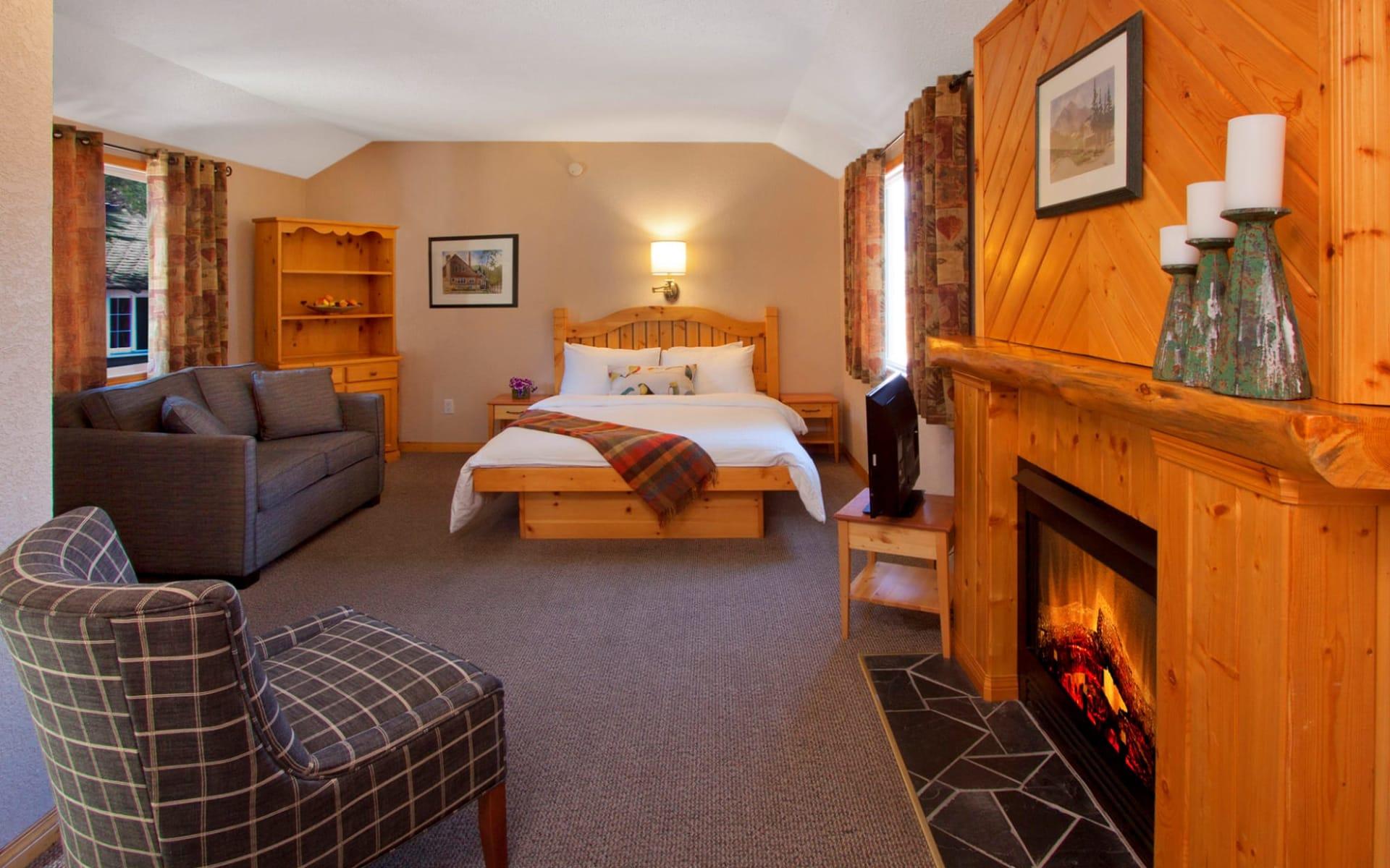 Bear Hill Lodge in Jasper:  Bear Hill Lodge_QueenCottage