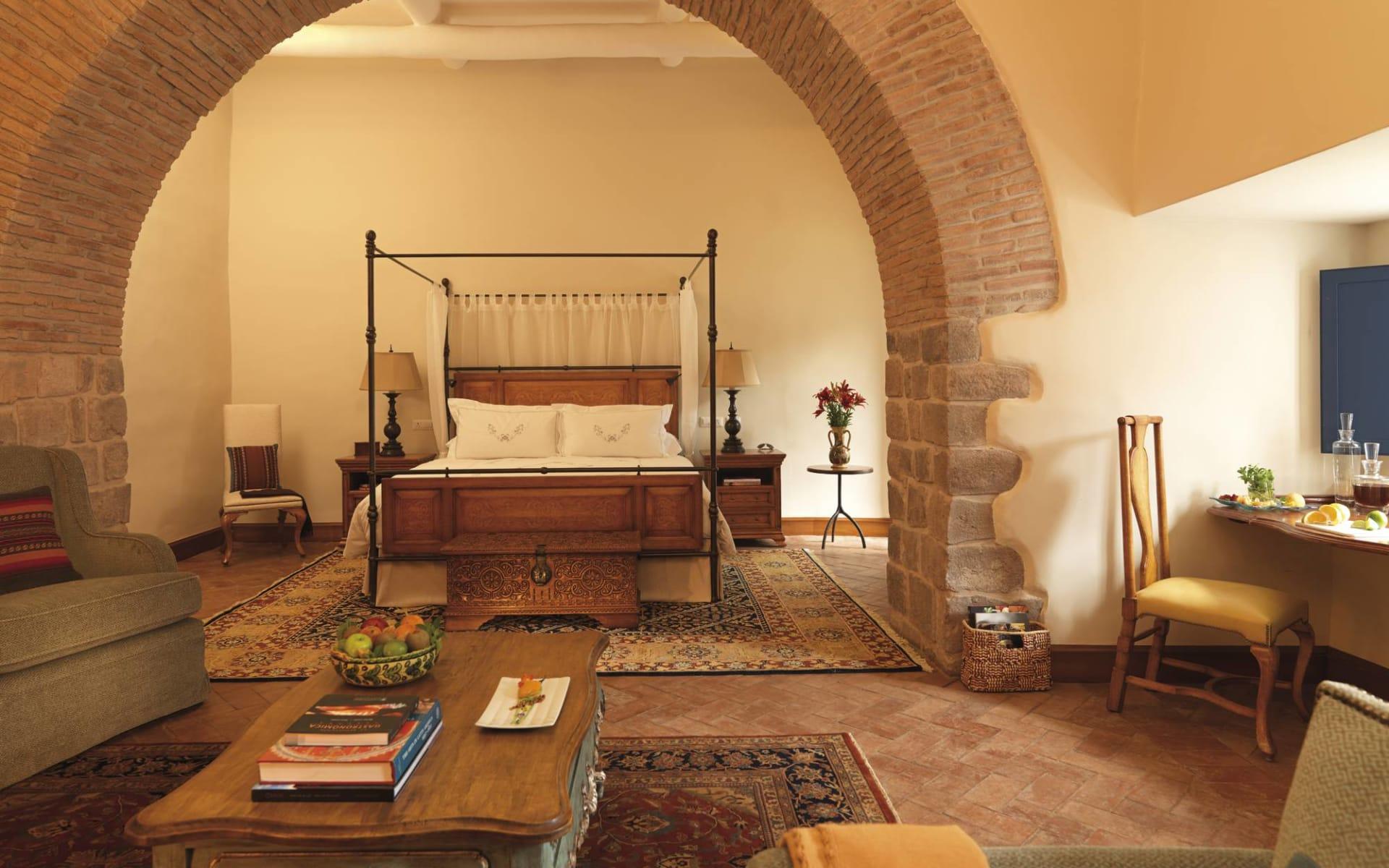 Belmond Palacio Nazarenas in Cuzco:  Belmond Palacio - Room 1 Belmondimages