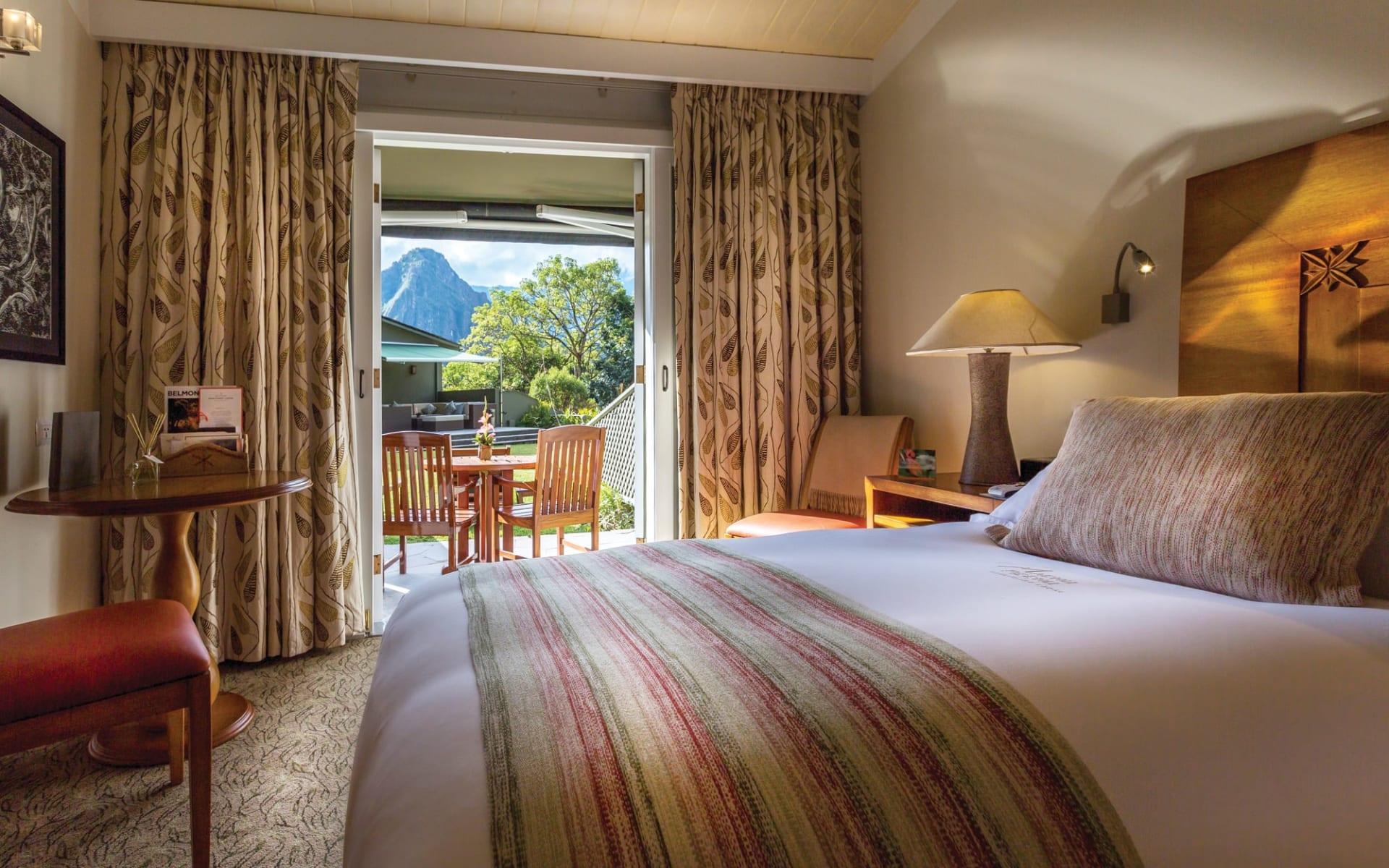 Belmond Sanctuary Lodge in Machu Picchu:  Belmond Sanctuary Lodge - Deluxe Terrace Belmondimages