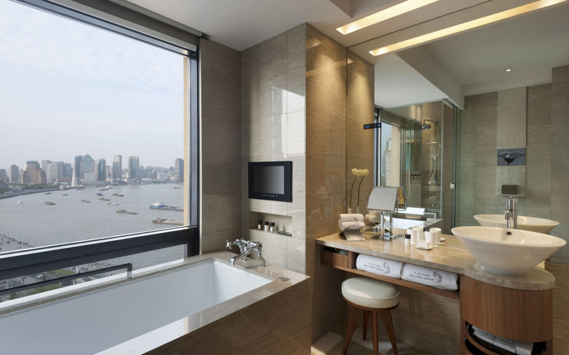 Les Suites Orient on the Bund in Shanghai: Bund Studio