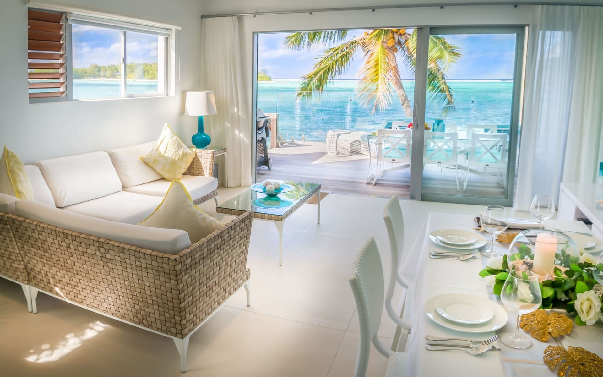 Crystal Blue Lagoon Villas in Rarotonga:  Crystal-Blue-Lagoon-Luxury-Villas