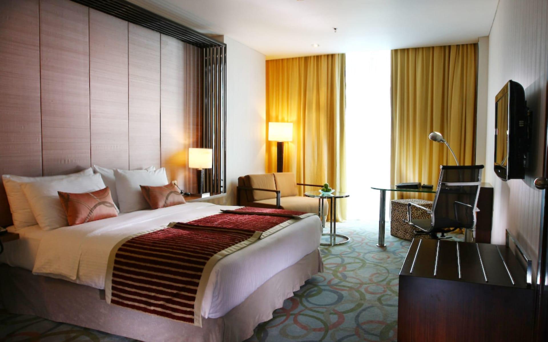 Cambridge Hotel Medan: Deluxe