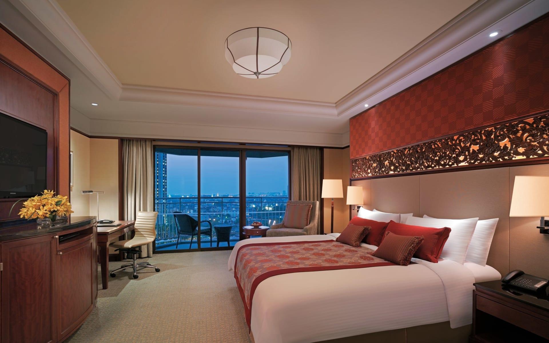 Shangri-La Bangkok: Deluxe Balcony