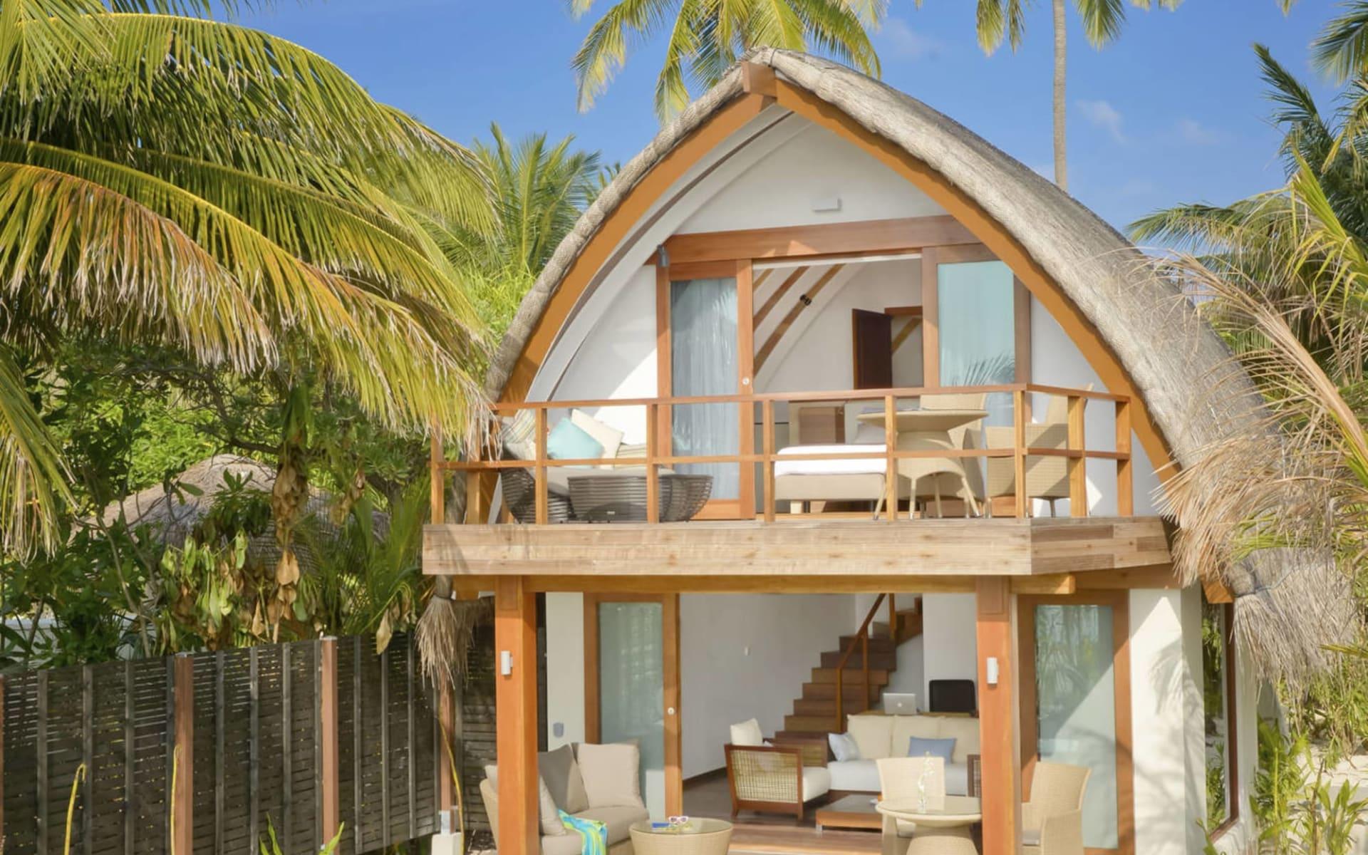 Kandolhu Maldives in Ari-Atoll:  Duplex Pool Villa