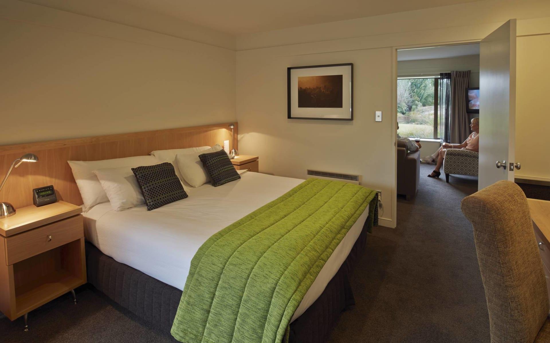 Edgewater Resort in Wanaka:  Edgewater - 2-Bedroom Apartment