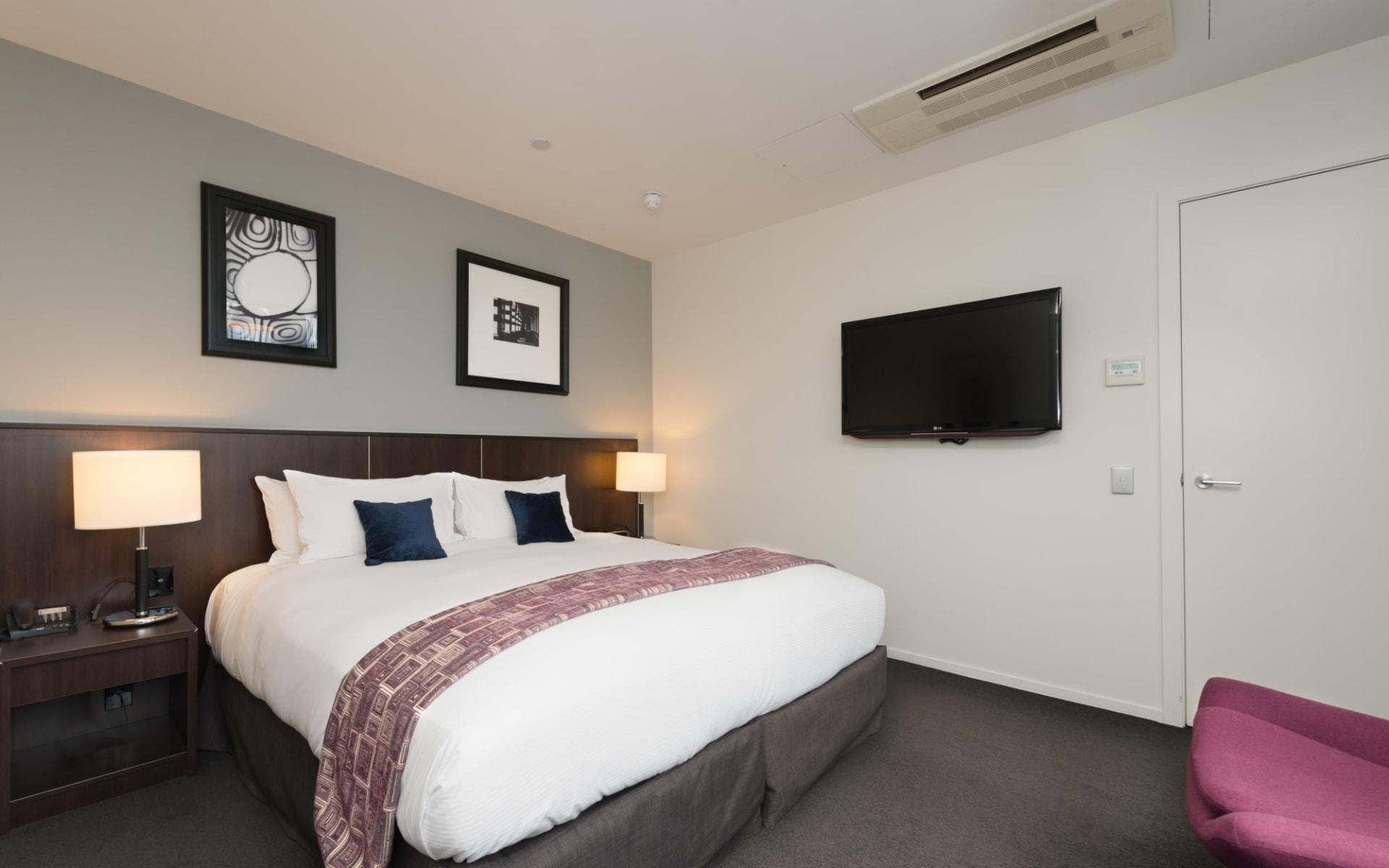 Scenic Hotel Dunedin City:  Executive Suite King 1
